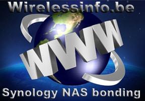 synology bonding