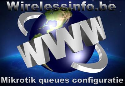 mikrotik queues configuratie de verschillende queue settings